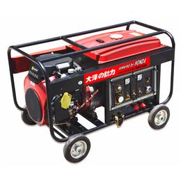 三相300A汽油电焊发电两用机