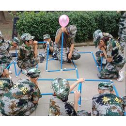闸北区高中生暑假军训夏令营-上海砺剑军训学预备太平洋联合学院高中图片