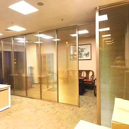 高檔辦公室玻璃隔斷  效果圖