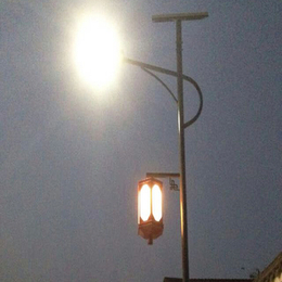 路灯灯杆安装-山西路灯-双鹏太阳能路灯价格
