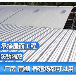 江西厂家定制梯形彩钢防腐瓦