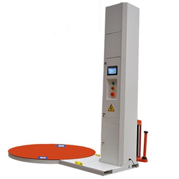 采购工厂供应新款ROBOPAC珠海托盘PE膜自动裹包机
