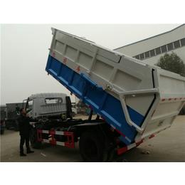 容积8立方污泥运输车多少钱一辆
