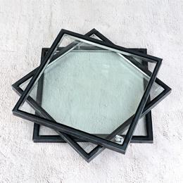 定做隔音保温公隔断墙玻璃多层中空玻璃