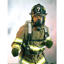 梅思安缺氧和有毒有害其或不明自给式空气呼吸器现货