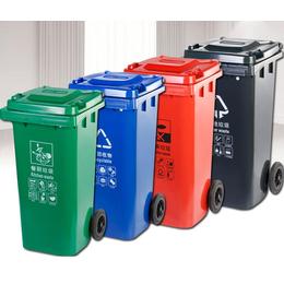 户外分类垃圾桶生产qy8千亿国际 干湿分离垃圾桶生产机器