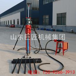 供应KQZ-70D气电联动潜孔钻机价格低风动冲击式凿岩设备