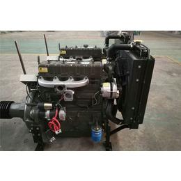 厂家直销4105固定作业型柴油机带削木机
