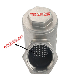 定制Y型过滤器滤网  不锈钢过滤网  阀门过滤网