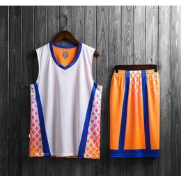 篮球服上衣双面套装