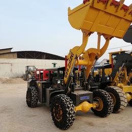 铁矿萤石矿用铲车车身低矮2米2米巷道铲车