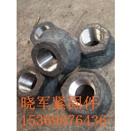钢筋锚固板规范45号钢钢筋机械锚固件件高品质