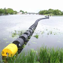 张家界湿地公园保护区界标 拦船浮标