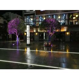 发光埋地灯 人行道地砖灯 LED景观生产厂家