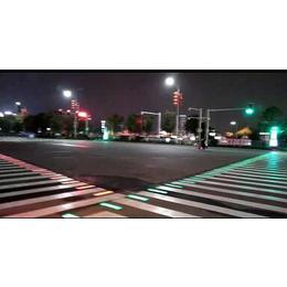 交通信号地面灯 发光斑马线指示灯 红绿埋地灯生产厂家