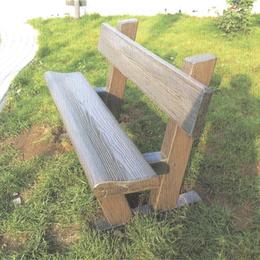 鼎晟园林  仿木长椅