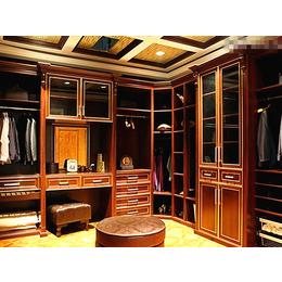 美仕達實木整體衣柜定制縮略圖
