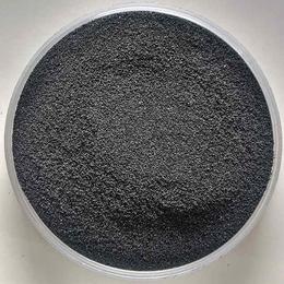 郑州厂家长期供应抛光除锈用配重铁砂 高品质防腐铁砂喷砂