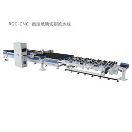 派克机器RGC-CNC数控玻璃切割流水线