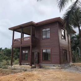 重型木屋 木屋定制别墅