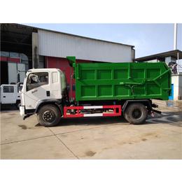 滴水不漏运输含水污泥8吨污泥清运车报价