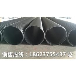 DN1200钢带增强聚乙烯螺旋波纹管