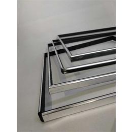 6A中空玻璃暖边间隔条 超级玻纤暖边条 三玻两腔平直美观
