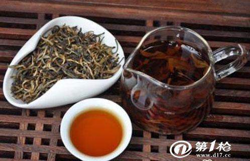 宁红茶冲泡