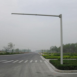 监控杆 信号杆 F杆 指示牌杆 定制生产 镀锌喷塑 经久耐用