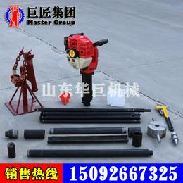 厂家直供QTZ-2便携式取土钻机15米轻便土壤取样钻机取土器