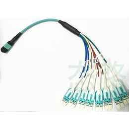 厂家供应200G 400G光模块连接光纤