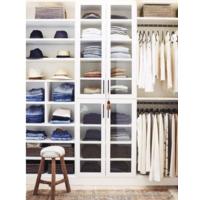 衣柜门的材质选择是木质的好呢?还是玻璃的好呢?