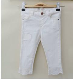 婴儿牛仔裤 宝宝新款儿童裤女童裤牛仔裤