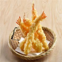 寿司原材料 连和棒棒虾 酥脆芙蓉虾 面包糠炸虾缩略图