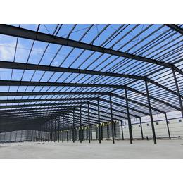 加工制作钢结构厂房框架安装 杰锐厂房工程缩略图