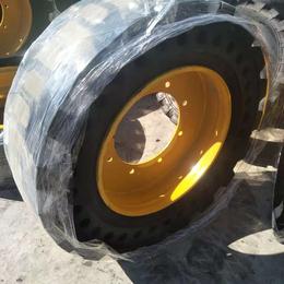 供应20.5-25装载机铲车实心轮胎 可配钢圈 三包