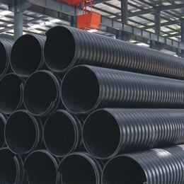 钢带增强波纹管批发-陇南钢带增强波纹管-中大塑管