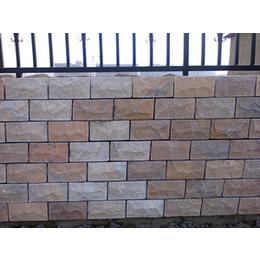天然外墙砖砖块 环保文化砖 外墙石材砖10 30产地直销