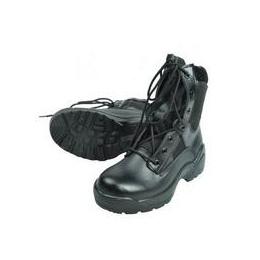 训练靴皮质鞋
