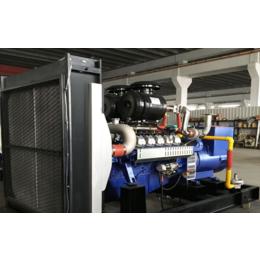 山西阳泉350KW煤层气发电机组价格 煤矿用瓦斯气发电机