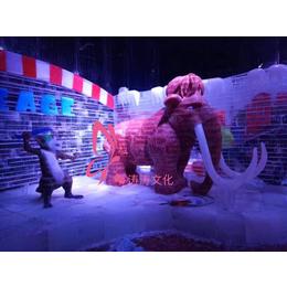 冰雕展价格方案冰雕艺术展览制作冰雕乐园租赁