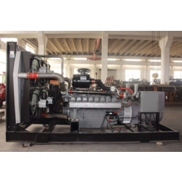 吉林200kw千瓦秸秆气发电机组厂家 冷热电联供燃气发电机