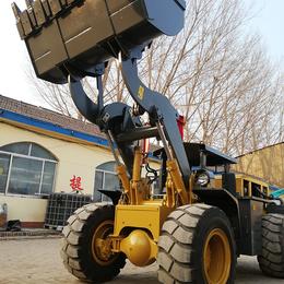 铁矿用铲车井下作业用的矿用装载机省人工效率高隧道铲车