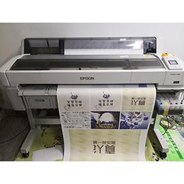 进口热升华墨水热转印出图适合转印个性订制玻璃
