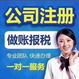 硚口区小规模代理记账200元起 武汉公司注册