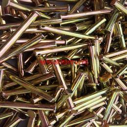 石标牌Q6-Q300 GB882-86镀彩锌销轴现货供应中