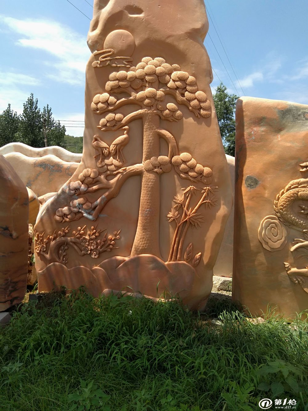 设计石雕机械之前需要有比较好的设计.园林制作ft齿轮传动图片