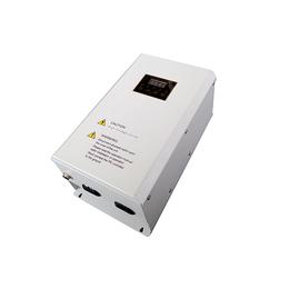 盛驰380V10kW半桥挂式带温控电磁加热器温控准确易操作