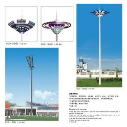 高杆灯 定制生产 升降式灯杆 15-25米 欢迎电话订购
