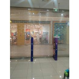 天津河西区卷帘门安装 天津定制商场水晶卷帘门精美设计
